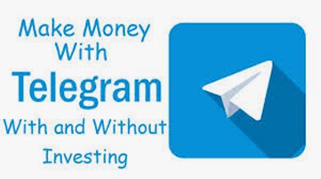 make money with telegram in ethiopia