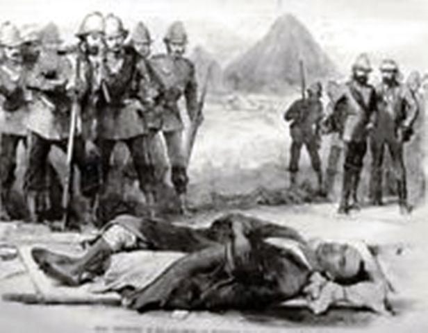 abyssinian expedition british battle emperor tewodros dead