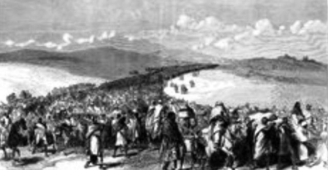 abyssinian expedition british battle