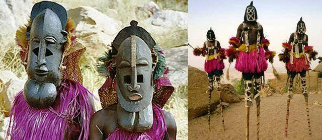 african tribes dogon