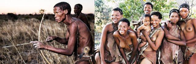 african tribes san