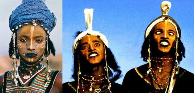 african tribes wodaabe