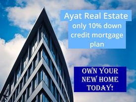 ayat real estate ad banner