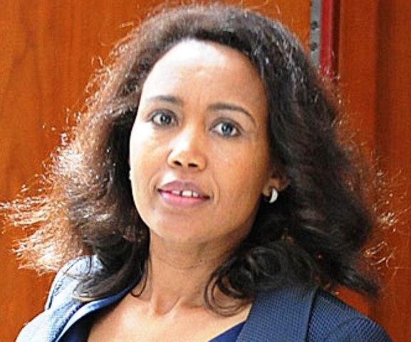 azeb mesfin closeup photo