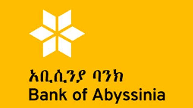 bank of abyssinia logo banks in ethiopia