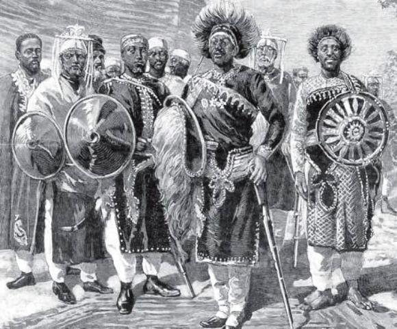 battle of dogali, ethiopian soldiers