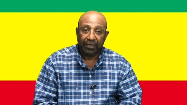 berhanu nega biography flag background