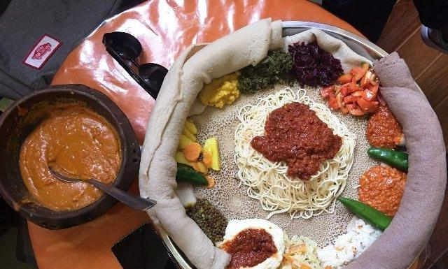 Best Restaurants in Addis Ababa and 100 Pictures & Prices of their