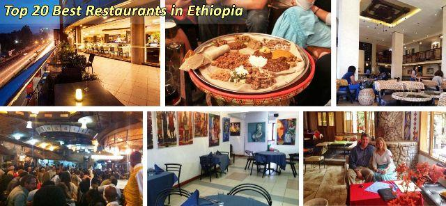 best restaurants in ethiopia