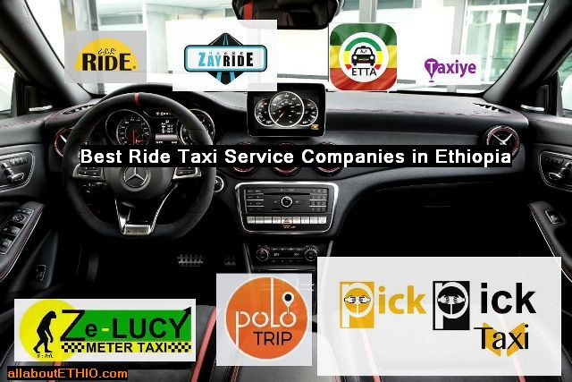 best ride taxi service companies in ethiopia