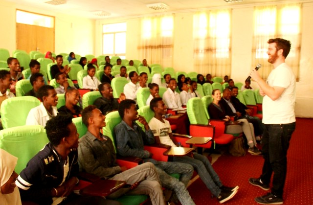 best universities in ethiopia haramaya university