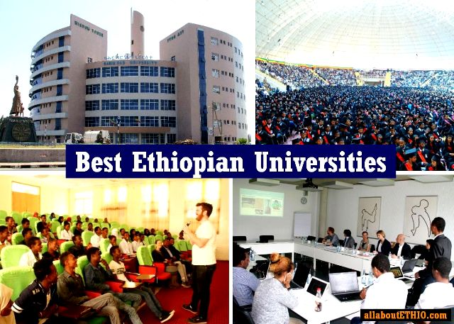 best universities in ethiopia