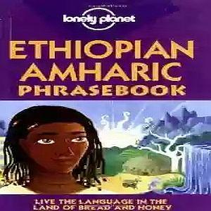 lonely planet ethiopian amharic phrasebook