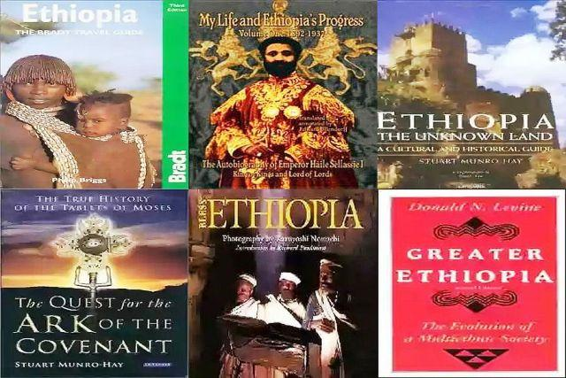 books about ethiopia