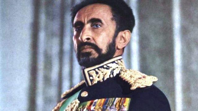 His Imperial Majesty Emperor Haile Selassie I