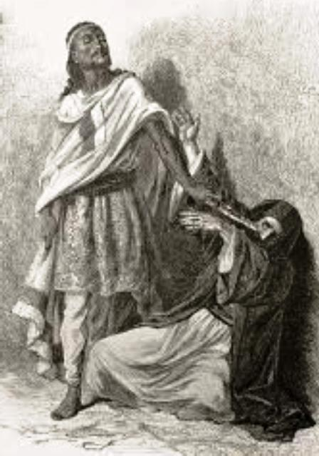 emperor tewodros subjugating the people