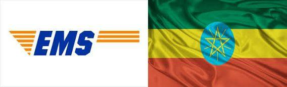 ems logo with ethiopia flag