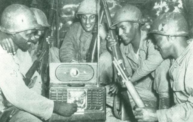 ethiopia korean war kagnew battalion radio operators