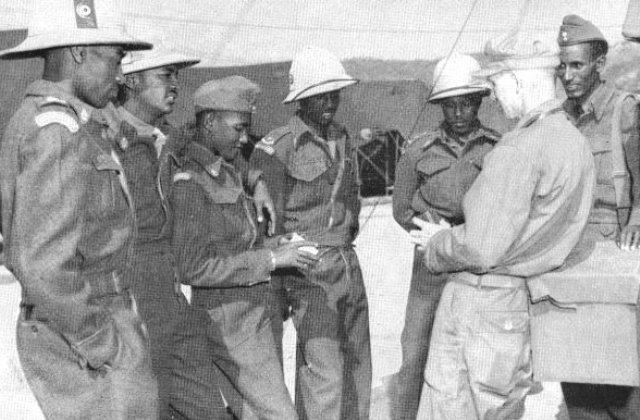 ethiopia korean war kagnew battalion