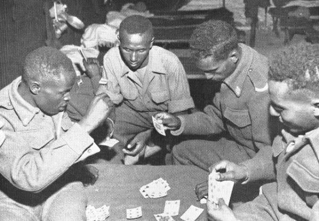 ethiopia korean war kagnew soldiers time-off