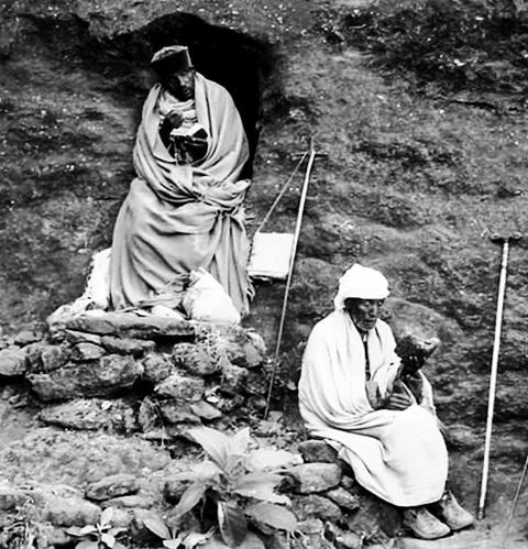 ethiopian coffee history monks