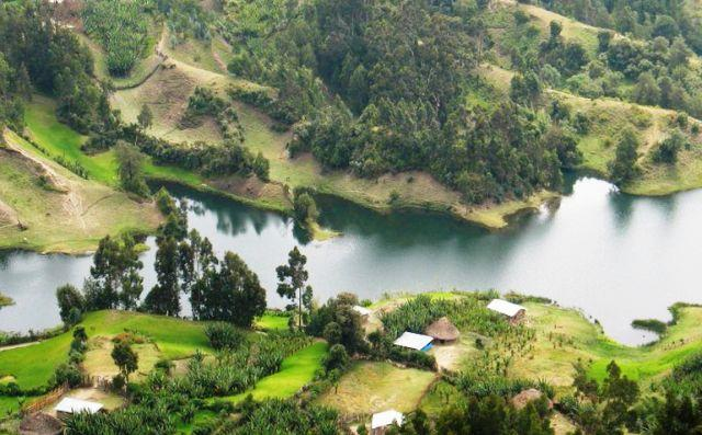 ethiopian crater lakes wenchi crater lake