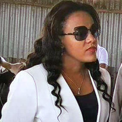 ethiopian first lady zinash tayachew press