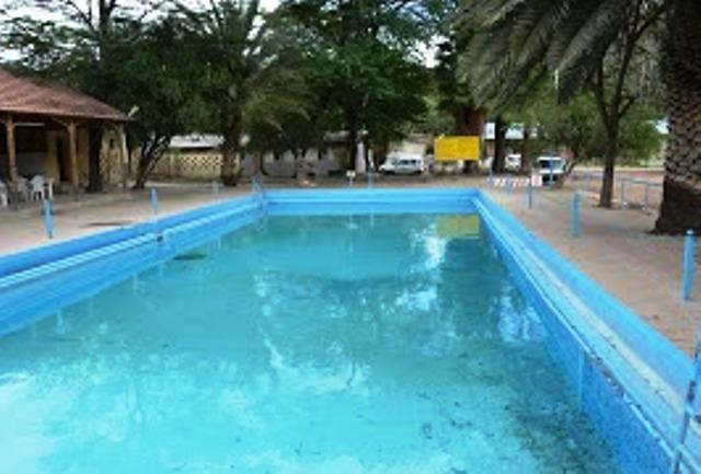 ethiopian hot springs sodere swimming pool