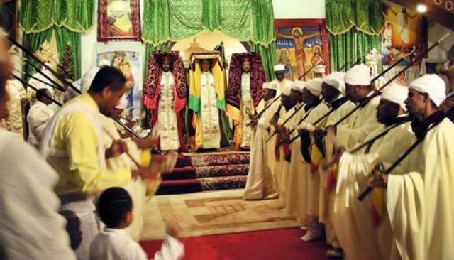 ethiopian music church