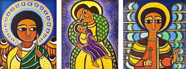 ethiopian paintings byzantine