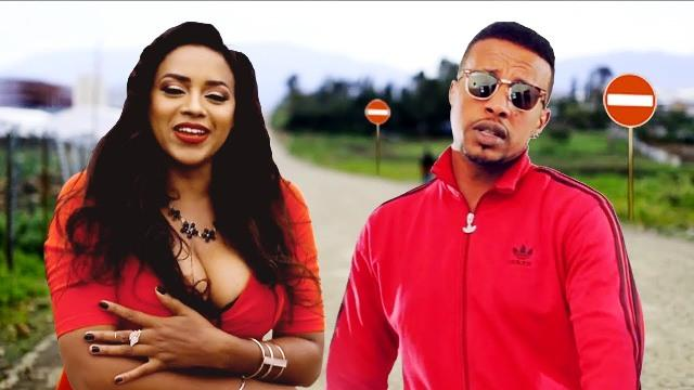ethiopian rapper lij michael and helen in music video