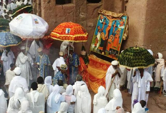 ethiopian tewahedo orthodox church services