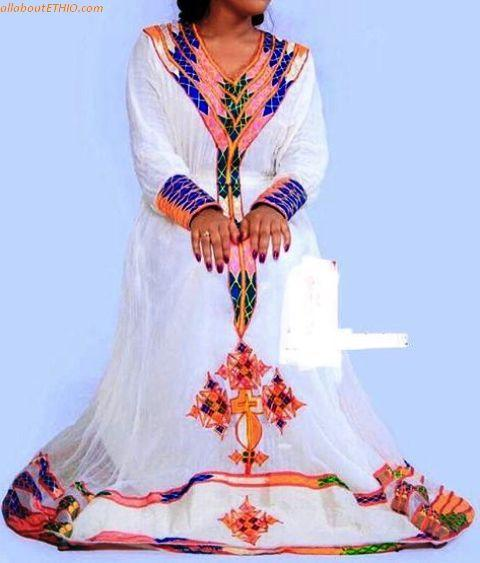 Habesha Cultural Dress – Fashion dresses