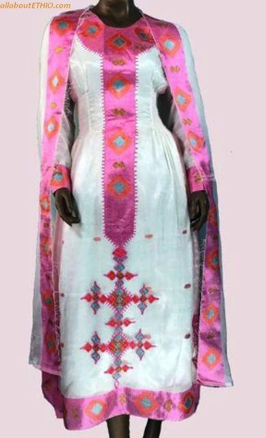 ethiopian traditional clothes habesha kemise 13