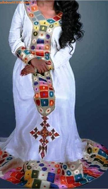 ethiopian traditional clothes habesha kemise 17