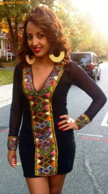 ethiopian traditional clothes habesha kemise 2