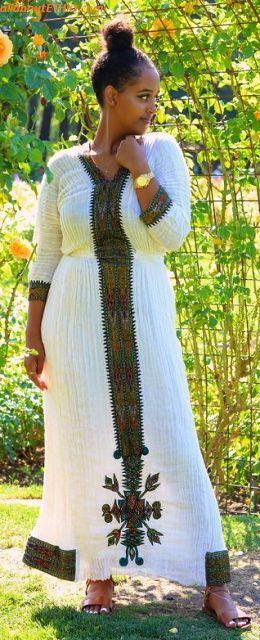 ethiopian traditional clothes habesha kemise 24