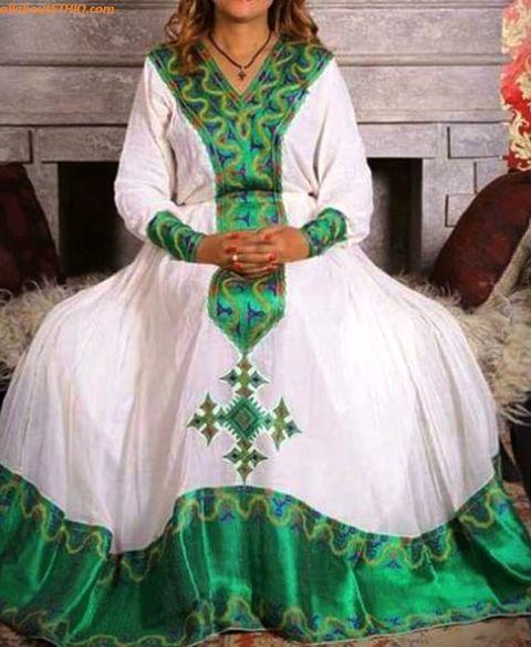 ethiopian traditional clothes habesha kemise 31