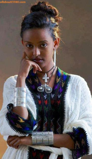 ethiopian traditional clothes habesha kemise 34
