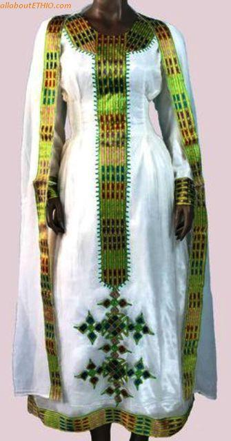 ethiopian traditional clothes habesha kemise 39