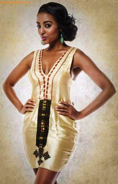 ethiopian traditional clothes habesha kemise 4