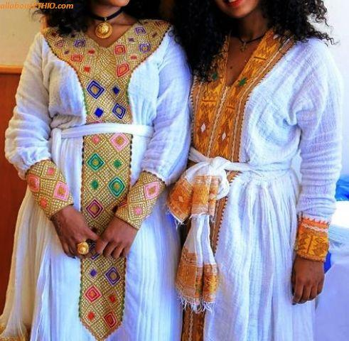 ethiopian traditional clothes habesha kemise 44
