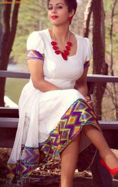 ethiopian traditional clothes habesha kemise 47