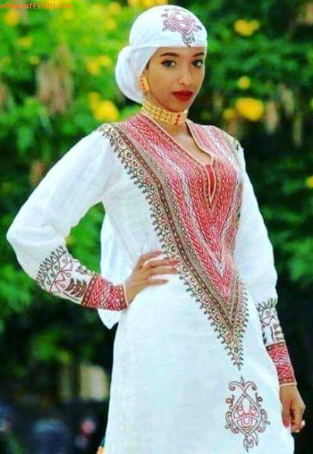 ethiopian traditional clothes habesha kemise 49