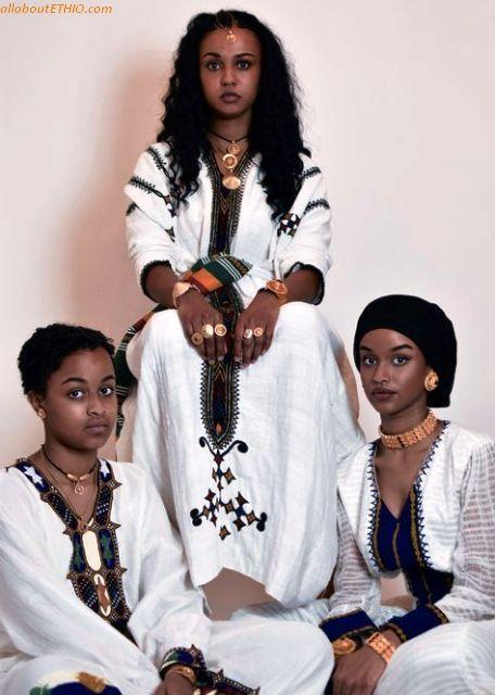 ethiopian traditional clothes habesha kemise 52