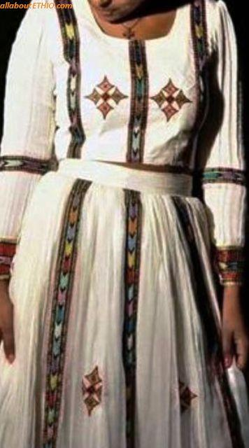 ethiopian traditional clothes habesha kemise 53