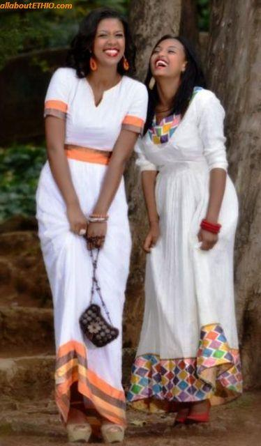 ethiopian traditional clothes habesha kemise 55