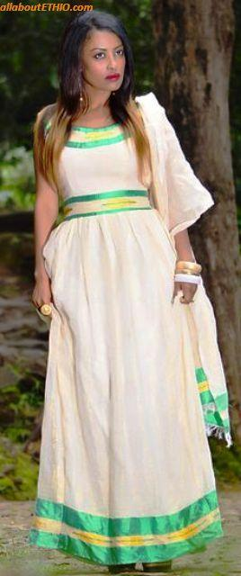 ethiopian traditional clothes habesha kemise 61