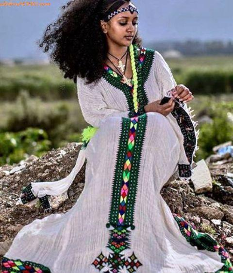 ethiopian traditional clothes habesha kemise 70