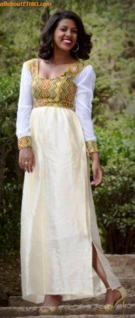ethiopian traditional clothes habesha kemise 71